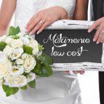 Matrimonio Low Cost?