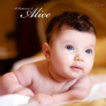 Il Battesimo di Alice