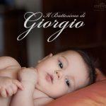 Il Battesimo di Giorgio