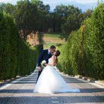 Drone Wedding Trailer